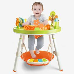 BABELLITE Baby High Chair Table 3 in 1 Convertible Seat Boos