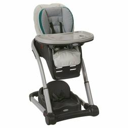 Graco Blossom Baby High Chair Convertible Sapphire Portable