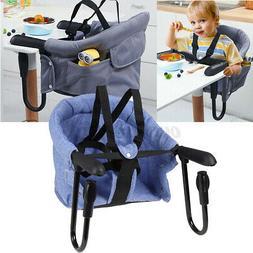 High Quality Portable Baby Highchair Foldable Feeding Chair