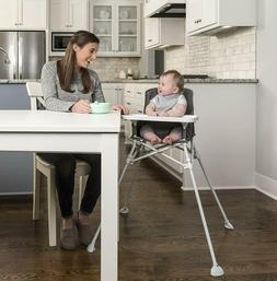 Regalo My High Chair Portable Travel Fold & Go Highchair, In