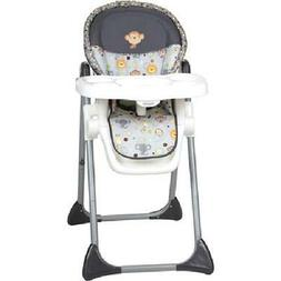Baby Trend Sit-Right Adjustable High Chair, Bobbleheads