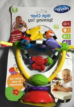 Playgro Spinning High Chair Toy